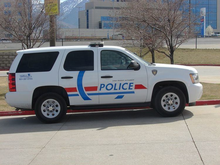 Utah Transit Authority Police Department