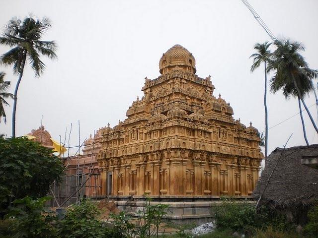 Uthiramerur Tamilnadu Tourism Kailasanathar Temple Uthiramerur Kanchipuram
