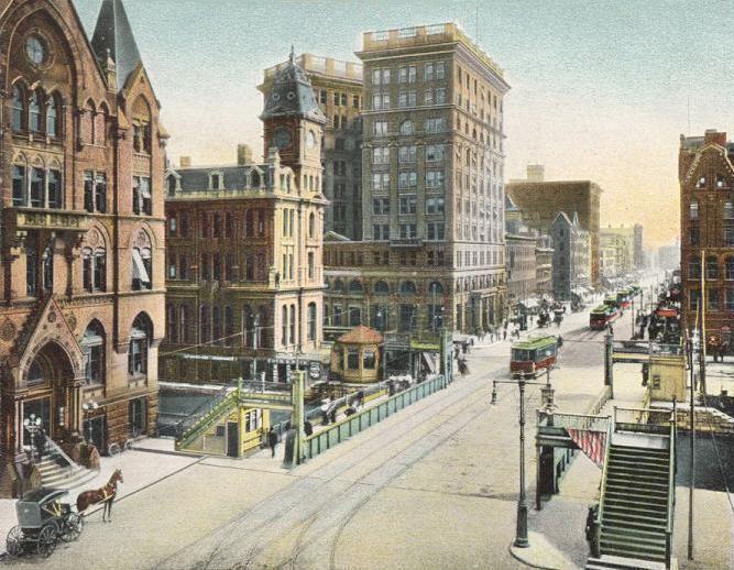 Utica, New York in the past, History of Utica, New York