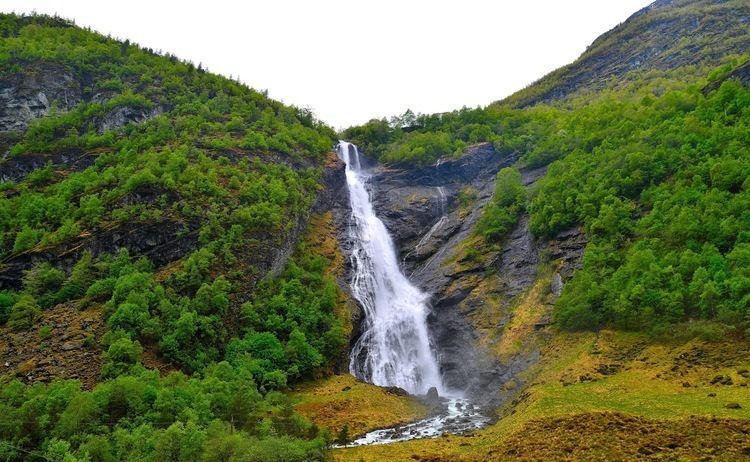 Utladalen Fjell og Fjord Great walks Avdalen Gard Utladalen Norway Part 2