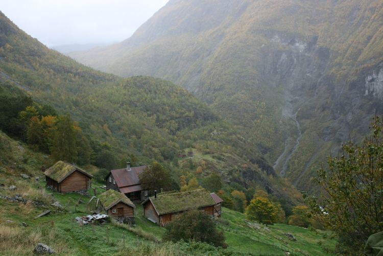Utladalen Norwegian Mountain Sunrise Discover Scandinavia