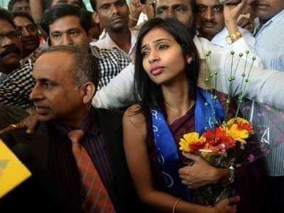 Uttam Khobragade Devyani39s reindictment is quotaggressionquot against India