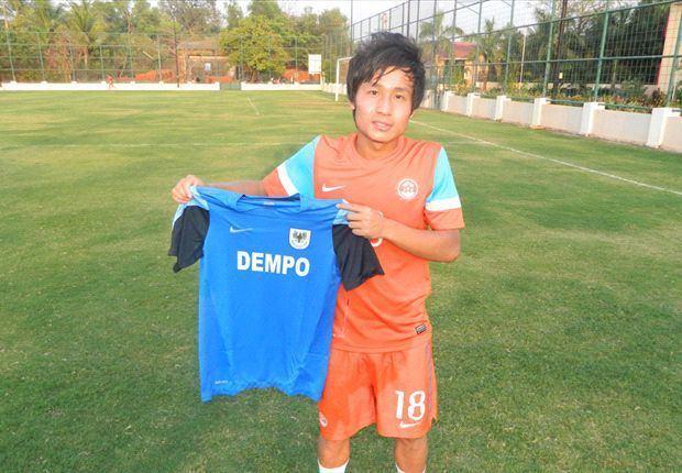 Uttam Rai Dempo SC rope in promising Indian footballer Uttam Rai Goalcom