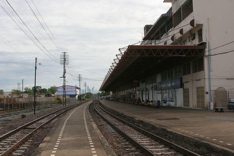 Uttaradit Railway Station