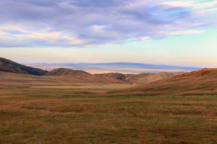 Uvs Province Beautiful Landscapes of Uvs Province
