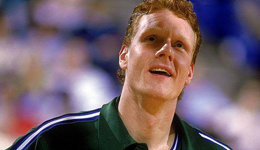 Uwe Blab Deutsche in der NBA Die Erben von Frido Sport USSport NBA