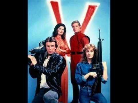 V (1984 TV series) 10 bsta bilder om V TV Series p Pinterest Aliens UFO och the
