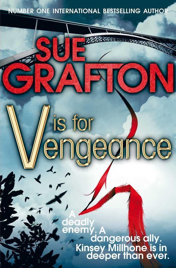 """""""V"""" Is for Vengeance """"V"""" Is for Vengeance"""