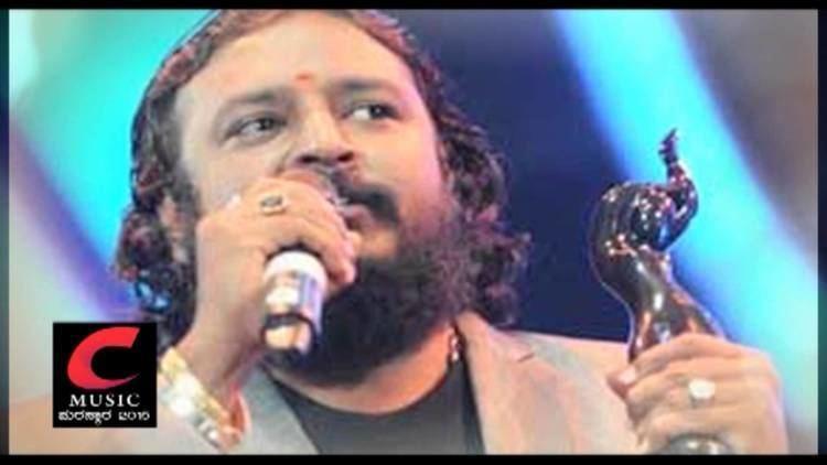 V. Nagendra Prasad V Nagendra Prasad C Music Award Function 2015 YouTube