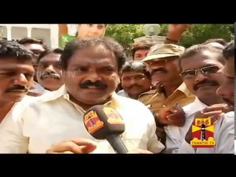 V. P. Kalairajan Lok Sabha Elections 2014 Results Interview With V P Kalairajan