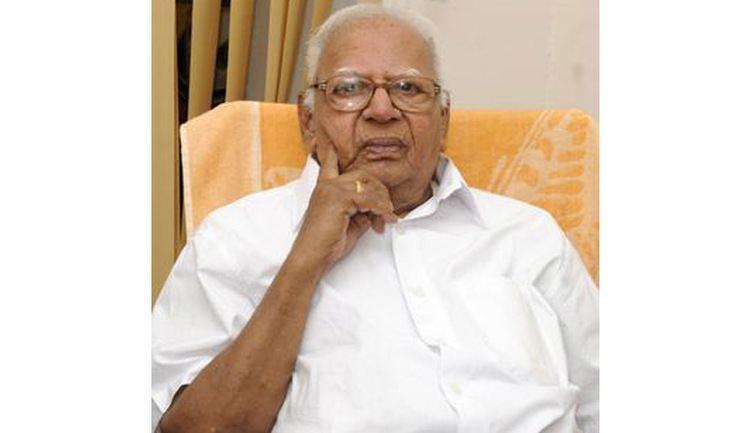 V. R. Krishna Iyer Justice VRKrishna Iyer Hospitalized Live Law