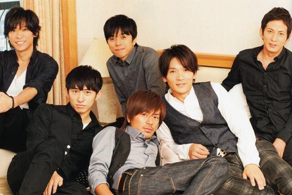 V6 (band) V6 V6 JpopAsia