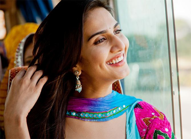 Vaani Kapoor Vaani Kapoor Was VERY SCARED of the director of Shuddh