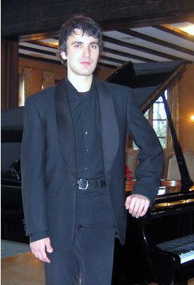 Vadim Chaimovich Konzerte im Spiekerhus Vadim Chaimovich