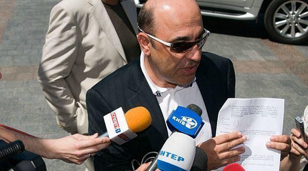 Vadim Rabinovich Brash Ukraine Oligarch Vadim Rabinovich Challenges