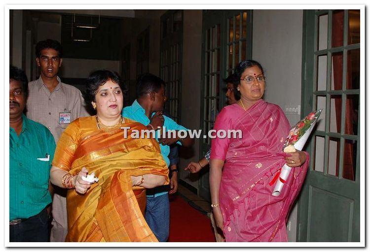 Vadivukkarasi Latha Rajnikant Vadivukkarasi Tamil Movie Event Meena