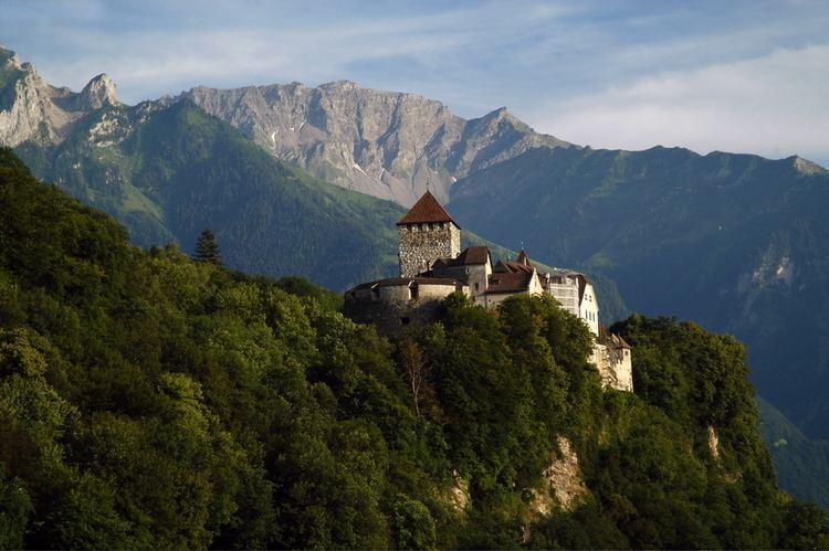 Vaduz in the past, History of Vaduz