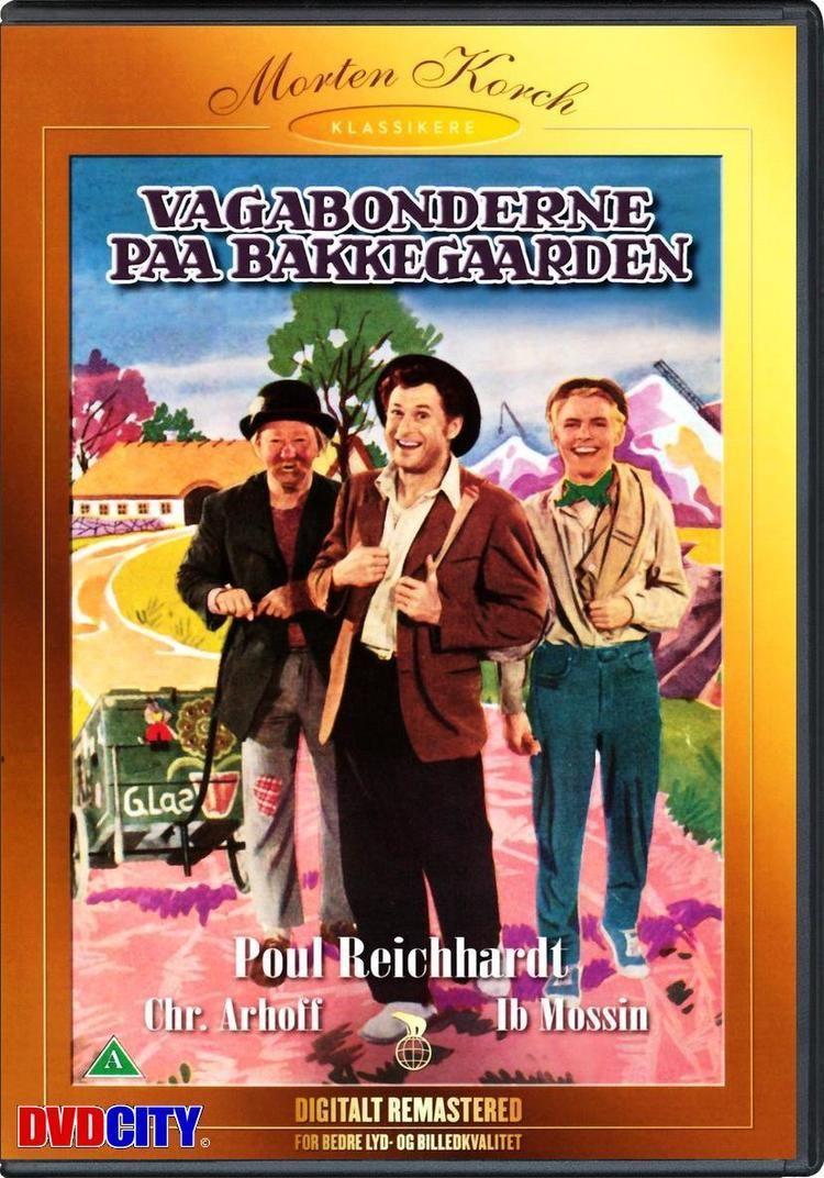 Vagabonderne på Bakkegården Vagabonderne P Bakkegaarden Nr 7 1958 dvdcitydk