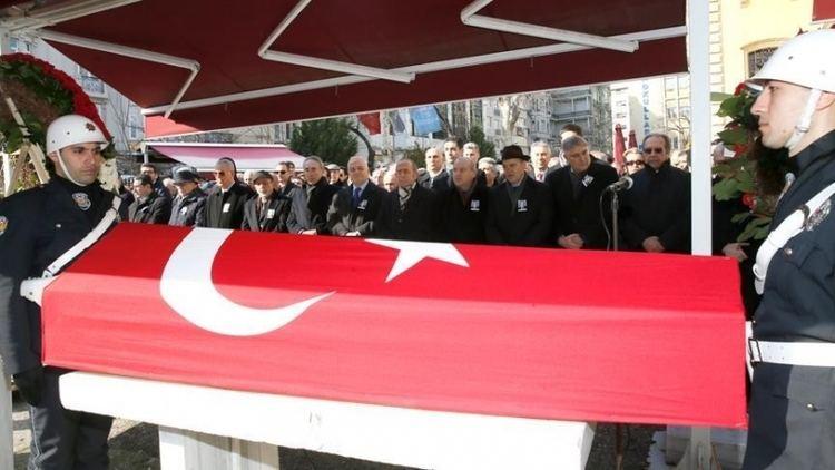 Vahit Melih Halefoğlu Eski Dileri Bakan Vahit Halefolu defnedildi Trakya39nn Sesi