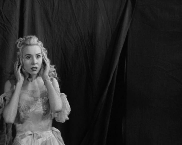 Valda Hansen Valda Hansen Night of The Ghouls 1959 BMovie Queens Pinterest