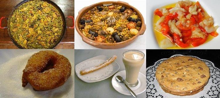 Valencia Cuisine of Valencia, Popular Food of Valencia