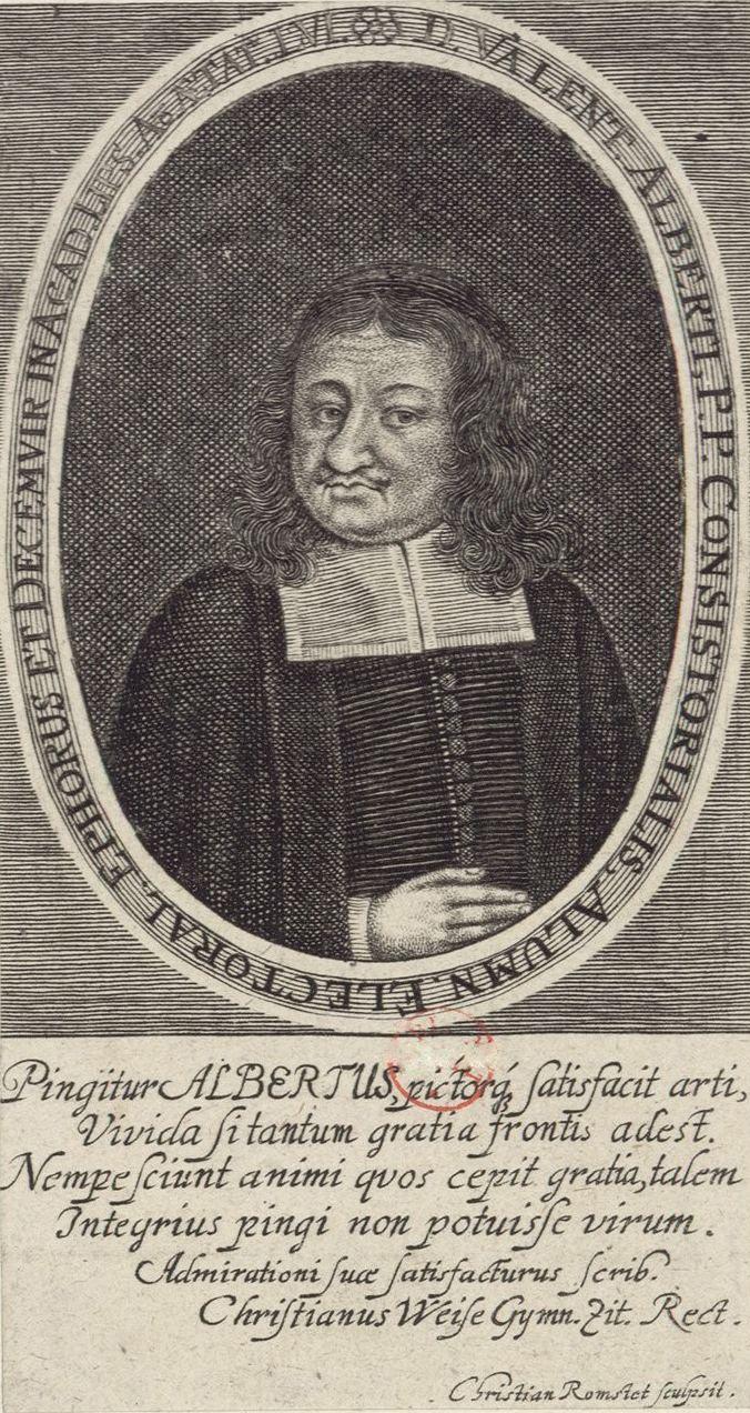 Valentin Alberti Valentin Alberti Wikipedia