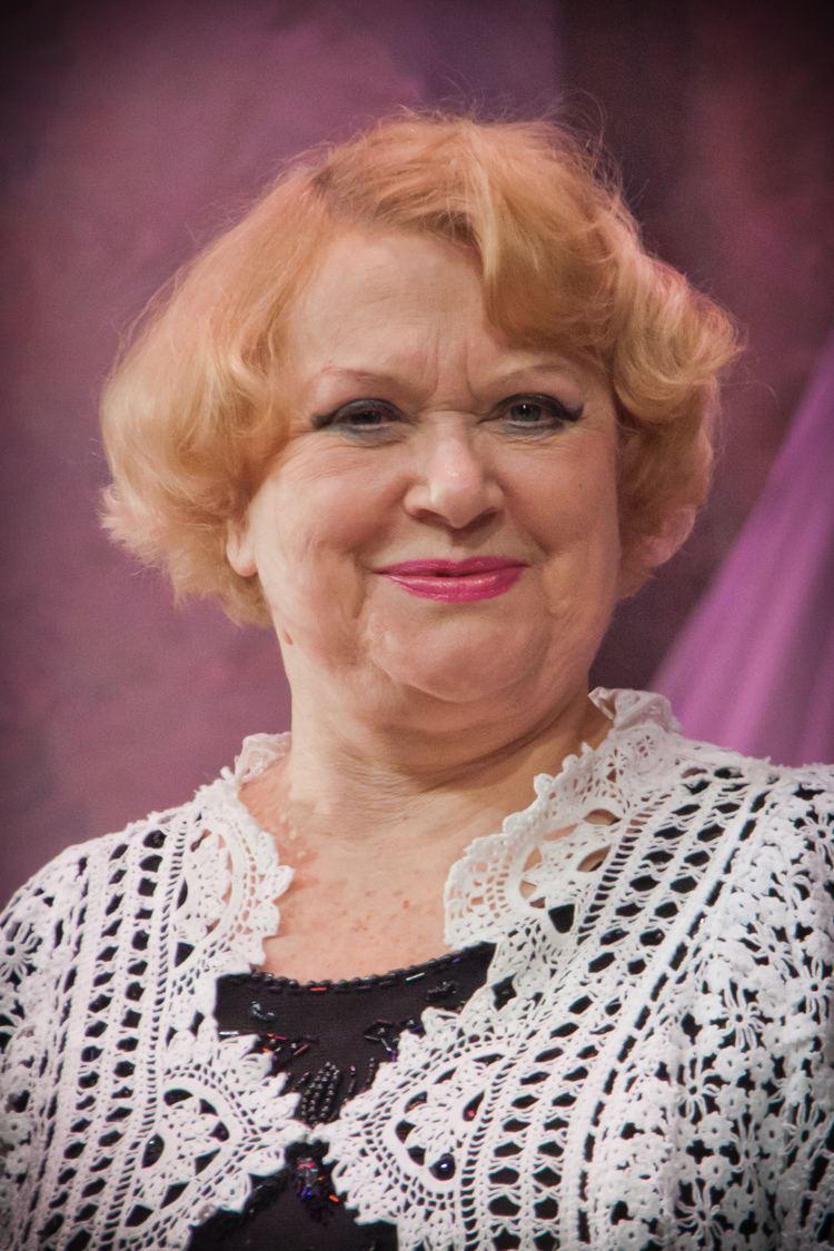 Actress Valentina Talyzina struck a heart attack 09/15/2011 1