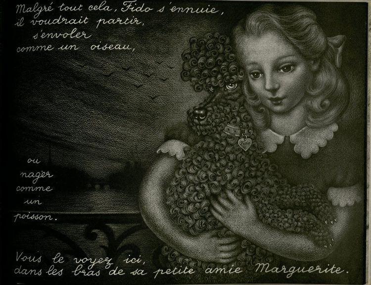 Valentine Hugo Adventures of Fido Modern Books and Manuscripts