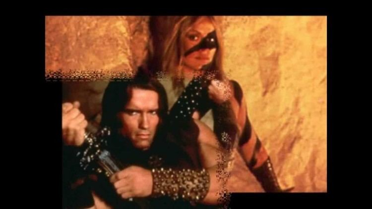 Valeria (Conan the Barbarian) Valeria Conan el brbaro Sonido Wifeing theme of love YouTube