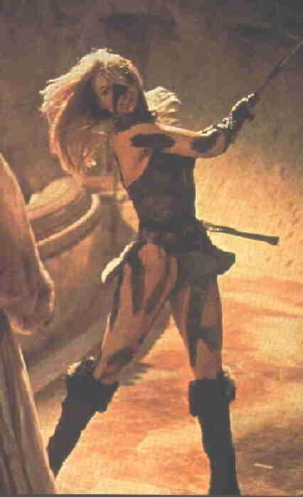 Valeria (Conan the Barbarian) Valeria conan the barbarian Camo Pinterest To be Conan the