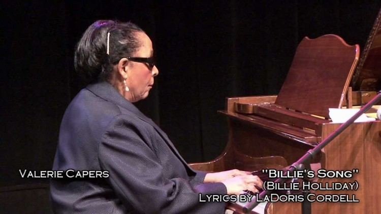 Valerie Capers Valerie Capers Billies Song YouTube