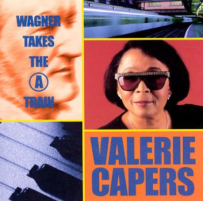 Valerie Capers AfriClassical Valerie Capers b 1935 African American Jazz
