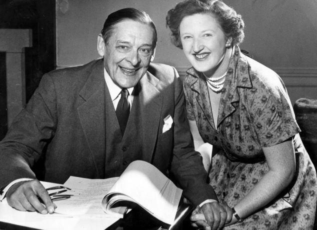 Valerie Eliot Valerie Eliot dies TS Eliot39s widow dead at age 86
