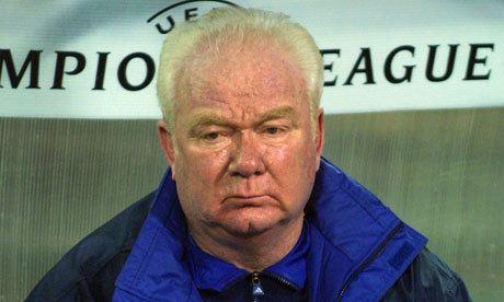 Valeriy Lobanovskyi Euro 2012 Valeriy Lobanovsky king of Kiev who was before