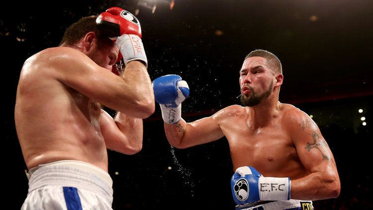 Valery Brudov Tony Bellew marks his step up with late stoppage of Valery