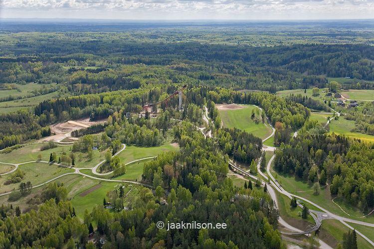 Valga County Beautiful Landscapes of Valga County