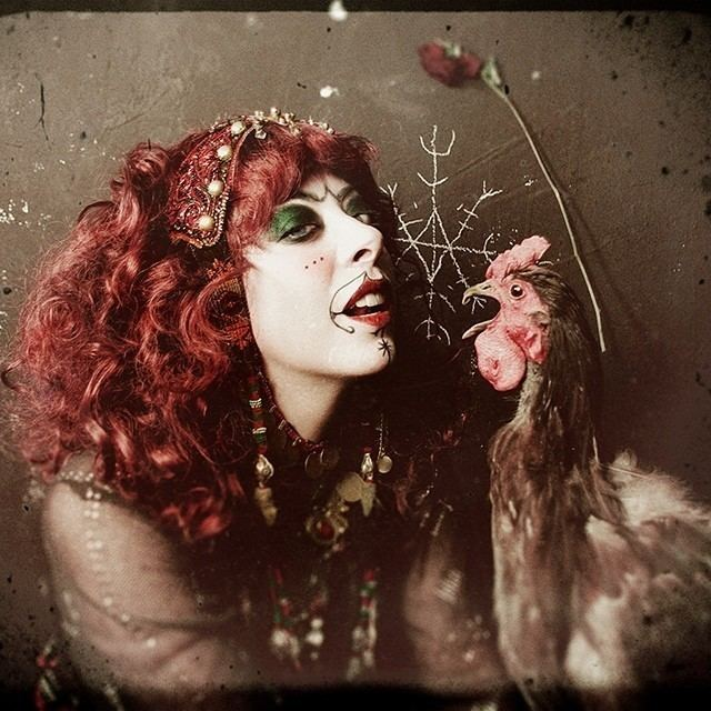 Vali Myers Vali Myers Witch of Positano