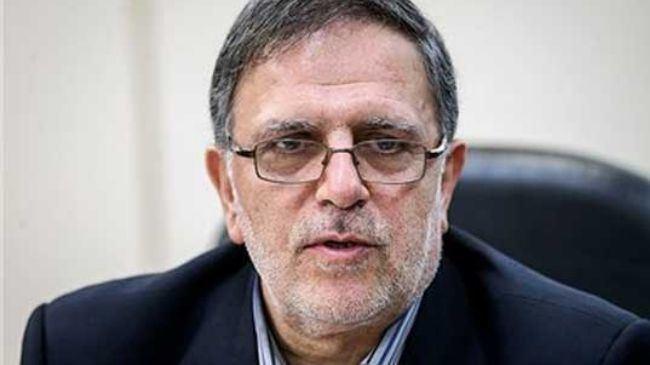 Valiollah Seif PressTV Iran to pursue unfreezing of assets Banking