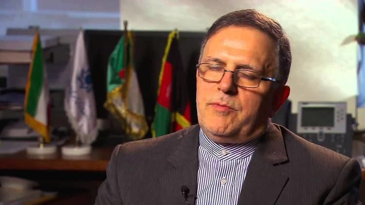Valiollah Seif Governor of Irans central bank Valiollah Seif discusses sanctions