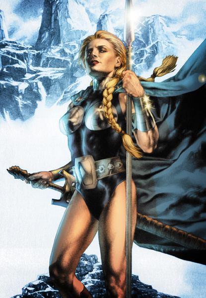 Valkyrie (Marvel Comics) Valkyrie Marvel Universe Wiki The definitive online source for