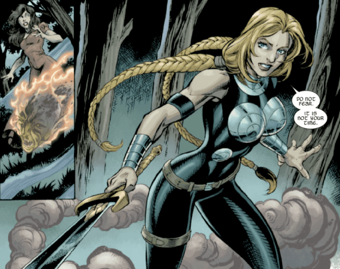 Valkyrie (Marvel Comics) Should Valkyrie Get Her Own Ongoing Title Valkyrie Comic Vine