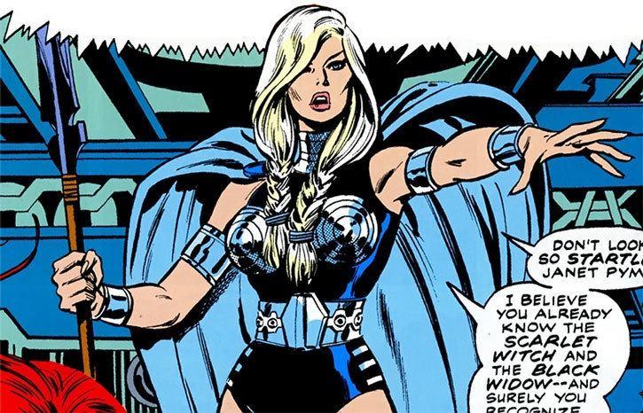 Valkyrie (Marvel Comics) Valkyrie Marvel Comics Defenders Brunnhilde Character