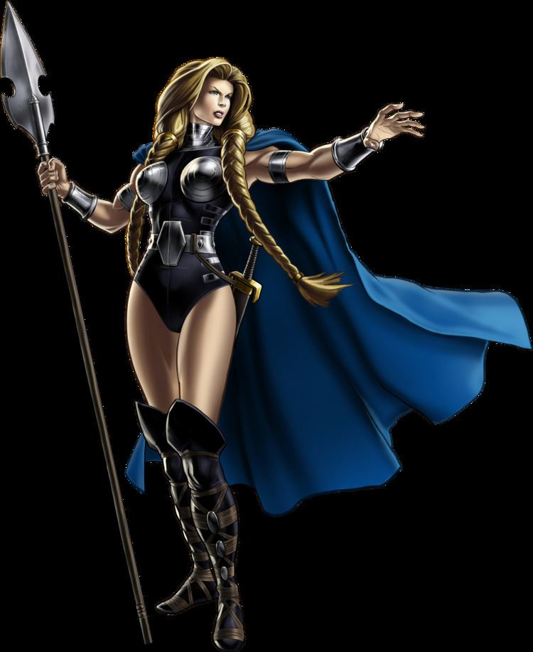 Valkyrie (Marvel Comics) Brunnhilde Earth12131 Marvel avengers alliance Marvel avengers