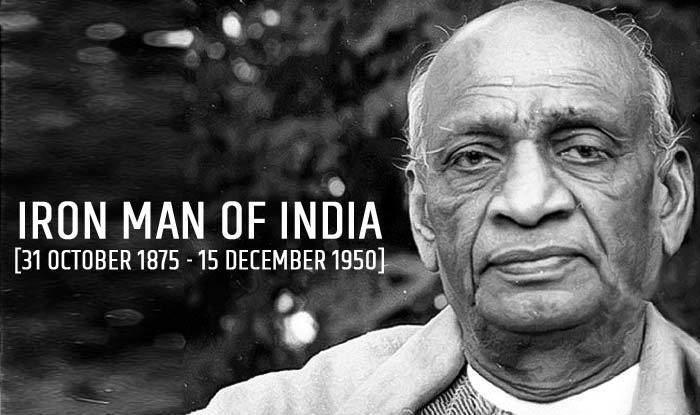 Vallabhbhai Patel Sardar Vallabhbhai Patel death anniversary Twitterati pay tributes