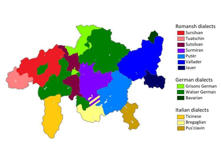 Vallader dialect (Romansh)