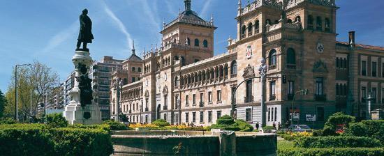 Valladolid wwwspaininfoexportsitesspaininfocomuncarrus