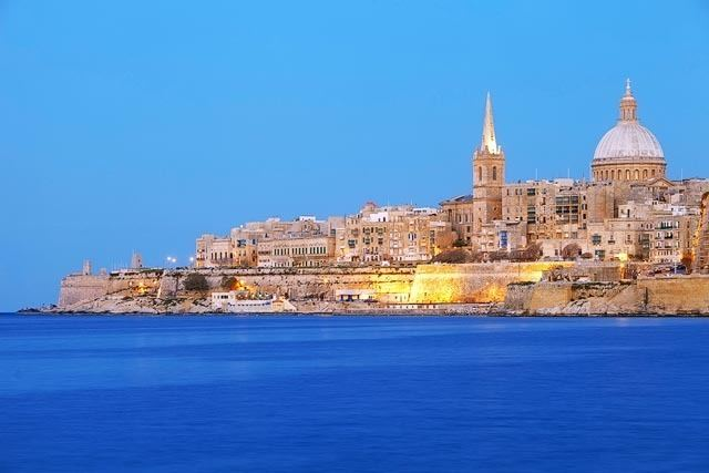 Valletta Beautiful Landscapes of Valletta