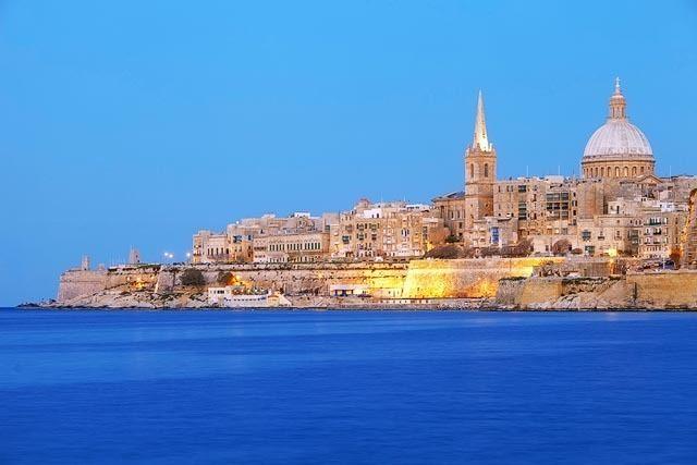 Valletta Beautiful Landscapes of Valletta