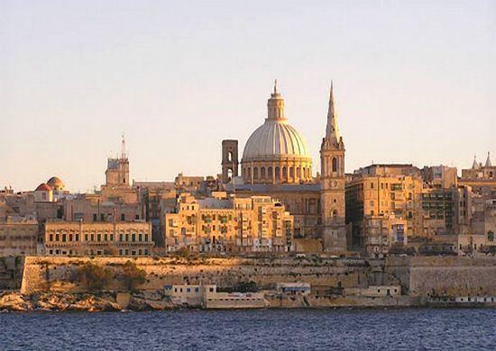 Valletta Culture of Valletta