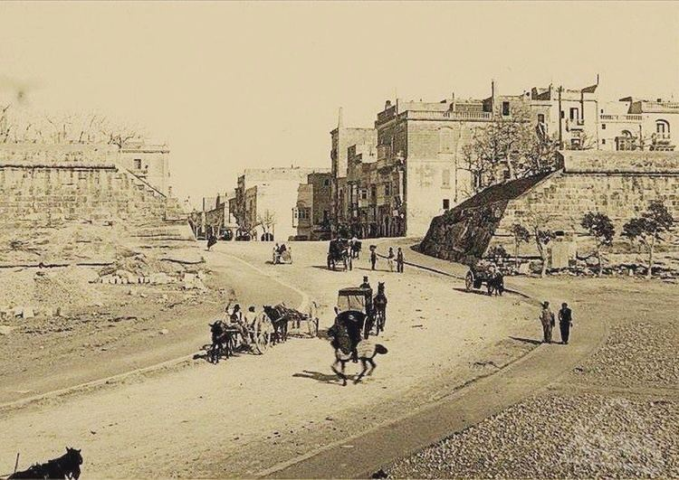 Valletta in the past, History of Valletta